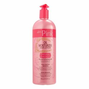 Pink Oil moisturizer hair lotion Luster's
