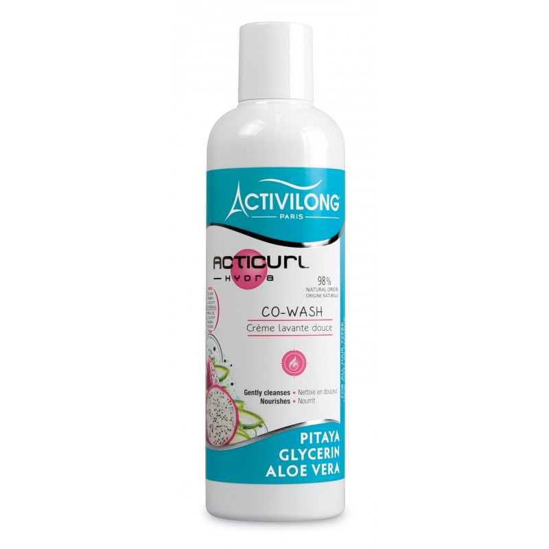 Co-wash acticurl Hydra