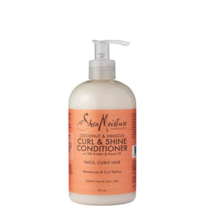 curl and shine conditioner shea moisture