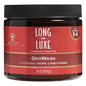 As I am Long and Luxe crème lavante
